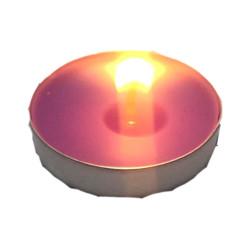 Tea Lights Mor Mum 5 li 1 Paket - Thumbnail