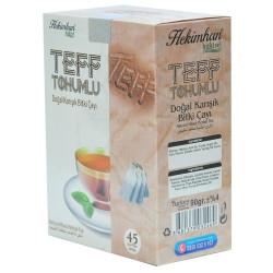 Teff Tohumlu Karışık Bitki Çayı 45 Süzen Poşet - Thumbnail