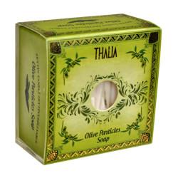 Thalia - Zeytin Taneli Zeytinyağlı Sabun 150Gr Görseli