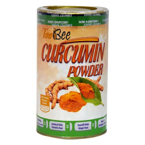 TooBee Curcumin Powder Bitkisel Karışım Yoğurt Kürü 200 Gr