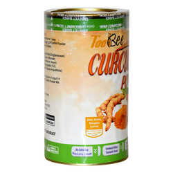 TooBee Curcumin Powder Bitkisel Karışım Yoğurt Kürü 200 Gr - Thumbnail