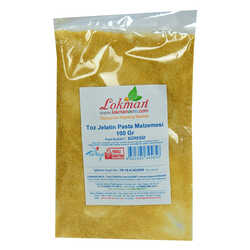 LokmanAVM - Toz Jelatin Pasta Malzemesi 100 Gr Paket (1)