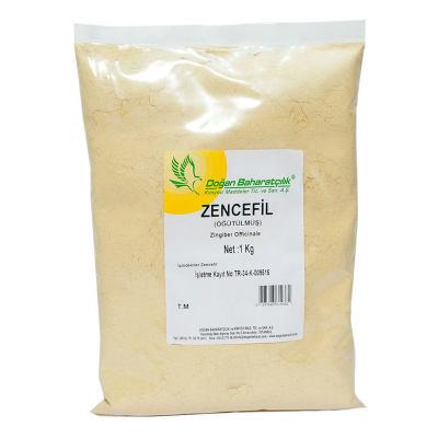 Toz Zencefil 1000 Gr