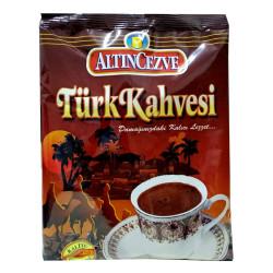 Türk Kahvesi 100 Gr Paket Orta Kavrulmuş - Thumbnail
