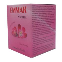 Emmak - Tüy Dökücü Toz Gül Aromalı Hamam Otu Bay Bayan Rusma 80 Gr (1)