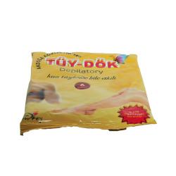 Tüy - Dök - Tüy Dökücü Toz Hamam Otu Bay Bayan Tkrib.170-200 Gr X 100 Paket Görseli