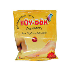 Tüy Dökücü Toz Hamam Otu Bay Bayan Tkrib.170-200 Gr X 50 Paket - Thumbnail