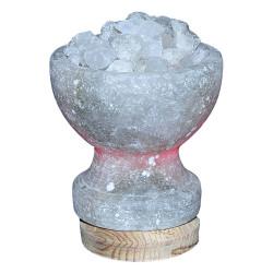Tuz Çanak Kaya Tuzu Lambası Çankırı 1-2Kg - Thumbnail