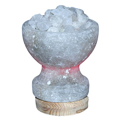 Tuz Çanak Kaya Tuzu Lambası Çankırı 1-2Kg