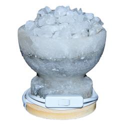LokmanAVM - Tuz Çanak Kaya Tuzu Lambası Çankırı 2-4Kg Görseli