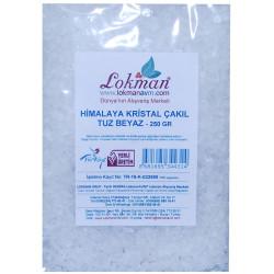 Tuz Karabiber Değirmeni Yeşil + Himalaya Çakıl Tuz Beyaz 250 Gr - Thumbnail