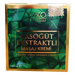 Aksöğüt Ekstraktlı Masaj Kremi 100 ML - Thumbnail