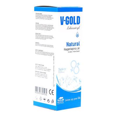 Kayganlaştırıcı Jel Natural 75 ML