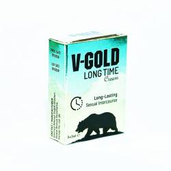 V-Gold - Long Time Krem 3ML X 5li (1)
