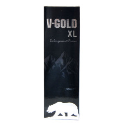 V-Gold - XL Enlargement Cream 100 ML Görseli