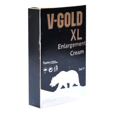XL Enlargement Cream 5 ML X 5Li