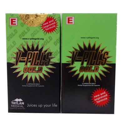 VPills Gold Bitkisel 60 Kapsül 2Kutu
