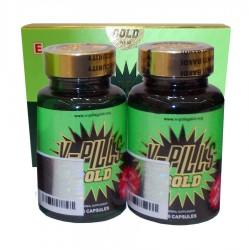 VPills Gold Bitkisel 60 Kapsül 2Kutu - Thumbnail