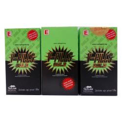 V-Pills - VPills Gold Bitkisel 60 Kapsül 3Kutu Görseli