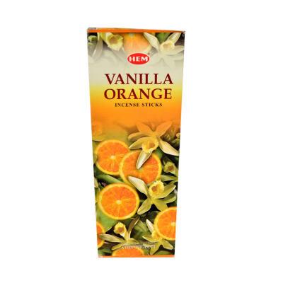 Vanilya Portakal Kokulu 20 Çubuk Tütsü - Vanilla Orange