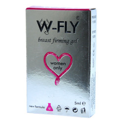 W-Fly - Breast Firming Gel Göğüs Bakım Jeli 5 ML X 5Li (1)