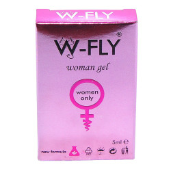 W-Fly - Woman Gell 5ML X 5li Görseli