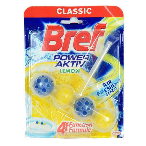 Wc Power Aktiv Limon Kokulu Klozet Temizlik Koku Giderici 4lü Top 4 İşlevli Formül 50 Gr