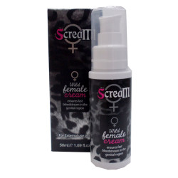 Wild Female Cream 50ML - Thumbnail