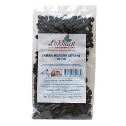 LokmanAVM - Yaban Mersini Acı Siyah 50 Gr Paket Görseli