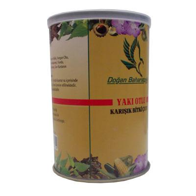 Yakı Otlu Karışık Bitkisel Çay 100 Gr Teneke Kutu