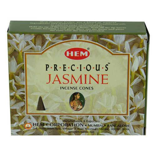 Yasemin Kokulu 10 Konik Tütsü - Jasmine