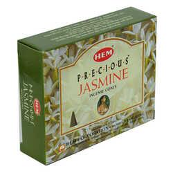 Yasemin Kokulu 10 Konik Tütsü - Jasmine - Thumbnail