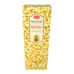 Yasemin Değerli Mogra Kokulu 20 Çubuk Tütsü - Precious Mogra - Thumbnail