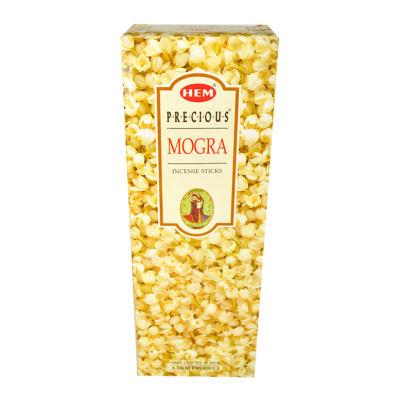 Yasemin Değerli Mogra Kokulu 20 Çubuk Tütsü - Precious Mogra