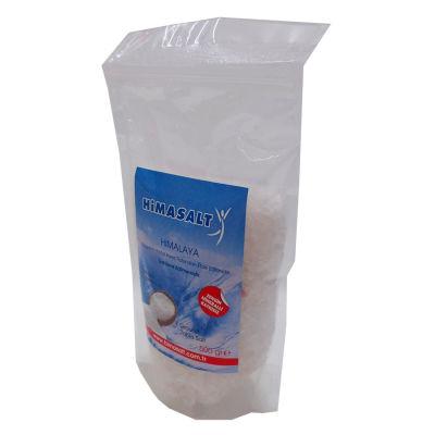 Yemeklik Himalaya Kristal Çakıl Kaya Tuzu Beyaz 500 Gr