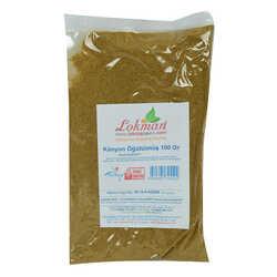 LokmanAVM - Yemeklik Öğütülmüş Kimyon 100 Gr Paket Görseli