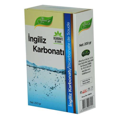 Yenilebilir İngiliz Karbonatı Bicarbonate De Soude 200 Gr