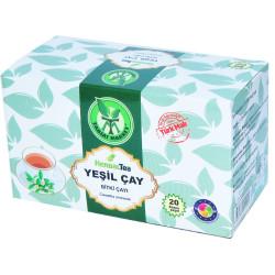 Yeşil Çay Bitki Çayı 20 Süzen Pşt - Thumbnail