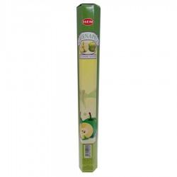 Yeşil Elma Kokulu 20 Çubuk Tütsü - Green Apple - Thumbnail