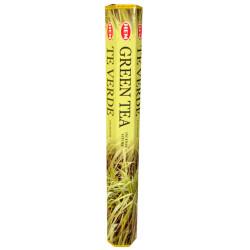 Hem Tütsü - Yeşilçay Kokulu 20 Çubuk Tütsü - Green Tea (1)