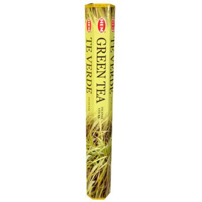 Yeşilçay Kokulu 20 Çubuk Tütsü - Green Tea