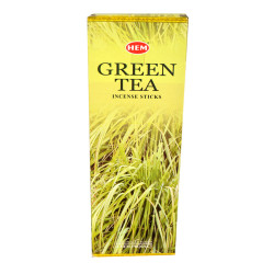 Yeşilçay Kokulu 20 Çubuk Tütsü - Green Tea - Thumbnail