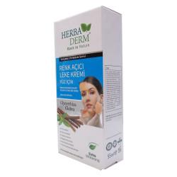 HerbaDerm - Yüz Beyazlatıcı Krem 55ML (1)