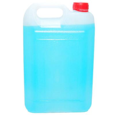 Zambak Kolonyası Mavi 60 Derece Pet Bidon 5 Lt