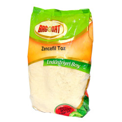 Bağdat Baharat - Zencefil Toz 1Kg Pkt Görseli