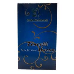 Zencefilli Ballı Bitkisel Karışım Cam Kavanoz 450 Gr - Thumbnail