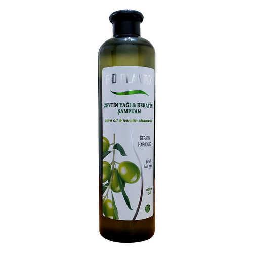 Zeytin Yağı ve Keratin Şampuanı 700 ML