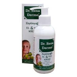 Dr. Rena Dermo - Zeytinyağlı El ve Yüz Bakım Kremi 150 ML (1)