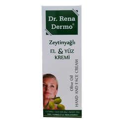 Zeytinyağlı El ve Yüz Bakım Kremi 150 ML - Thumbnail