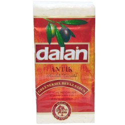 Dalan - Zeytinyağlı Sabun 180Grx5Ad - Beyaz Görseli